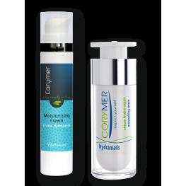Hydraterende crème + serum hydra repair